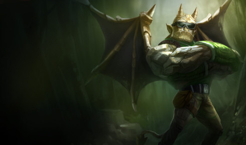 Galio_Commando_Splash