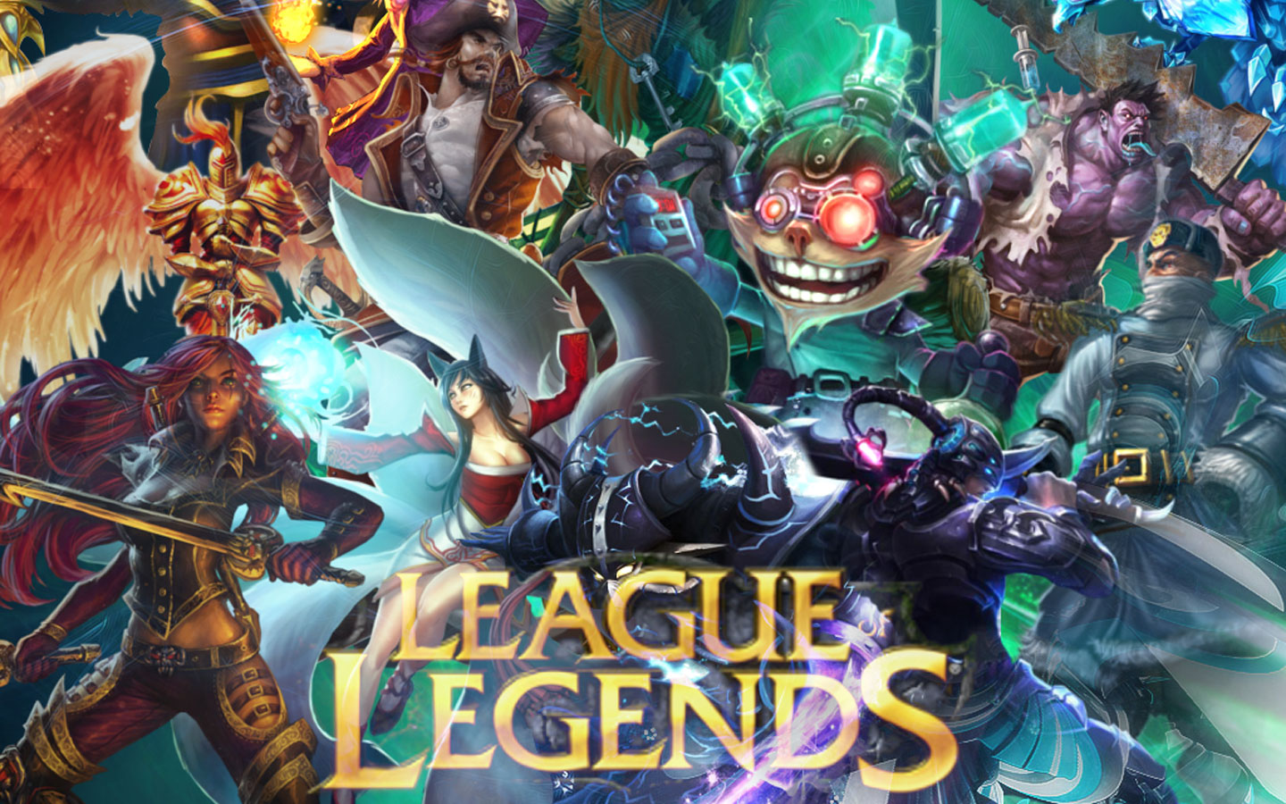 League of Legends zenés videók