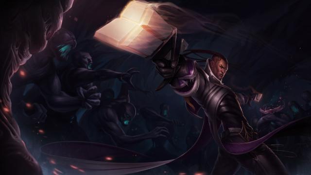 Megérkezett az új hős: Lucian, the Purifier