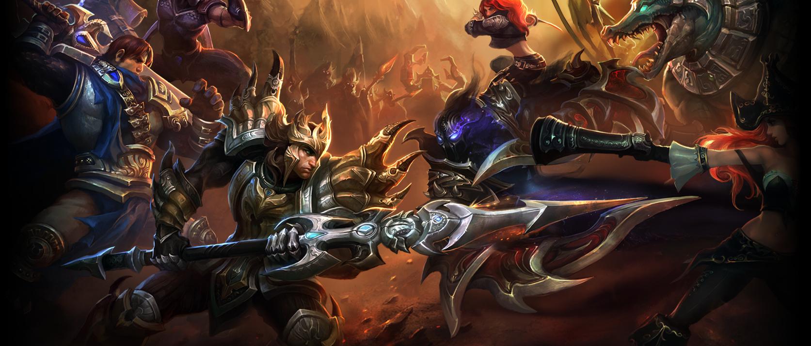 A League of Legends játék ismertetése abszolút kezdőknek
