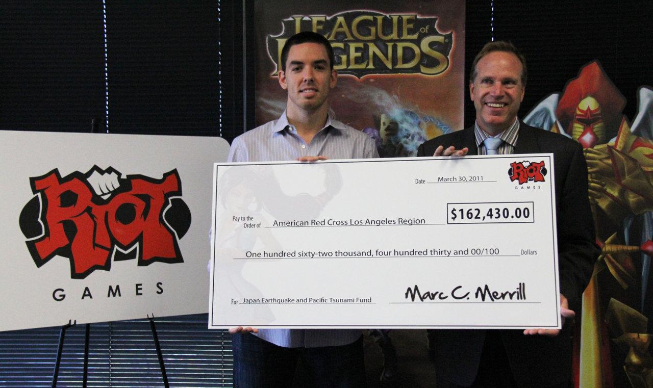 A Riot Games elnöke megvédi a vállalatot a támadásoktól