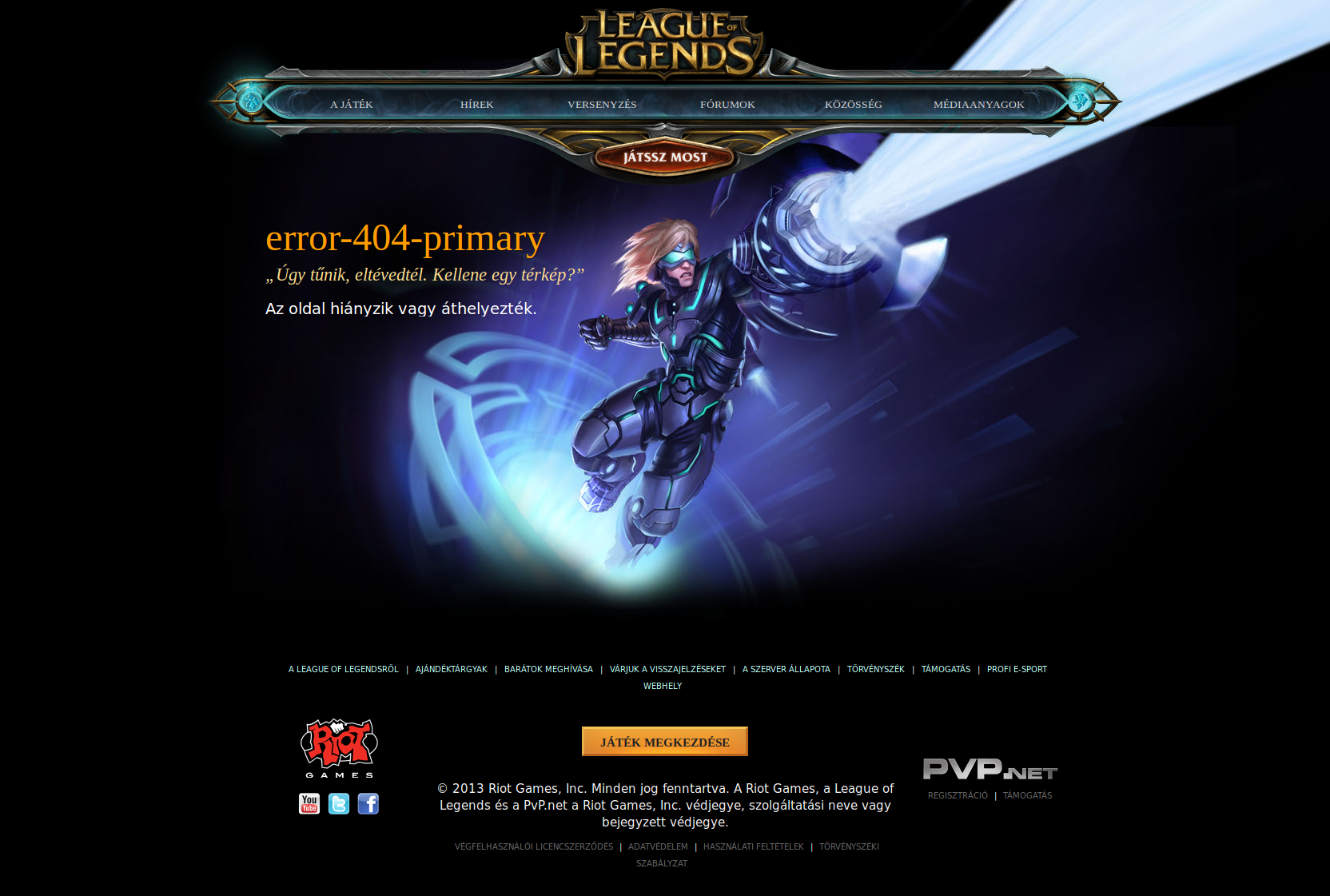League of Legends magyar nyelven!