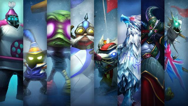 Elérhetők a téli játékok hőskinézetei (február 7-február 23.)