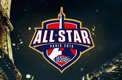 Európában a 2014-es All-Star
