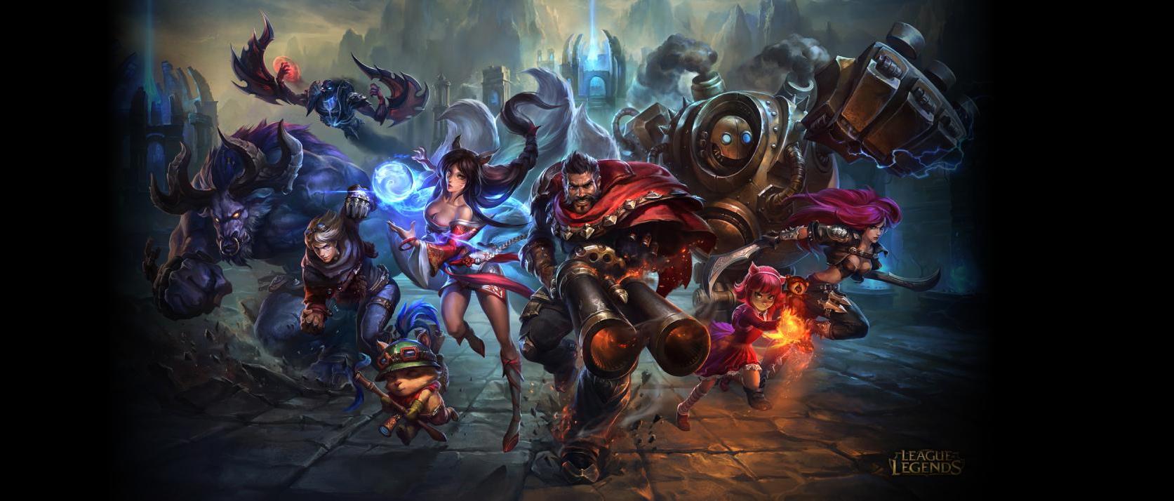 Megjelent a magyar nyelvű League of Legends!