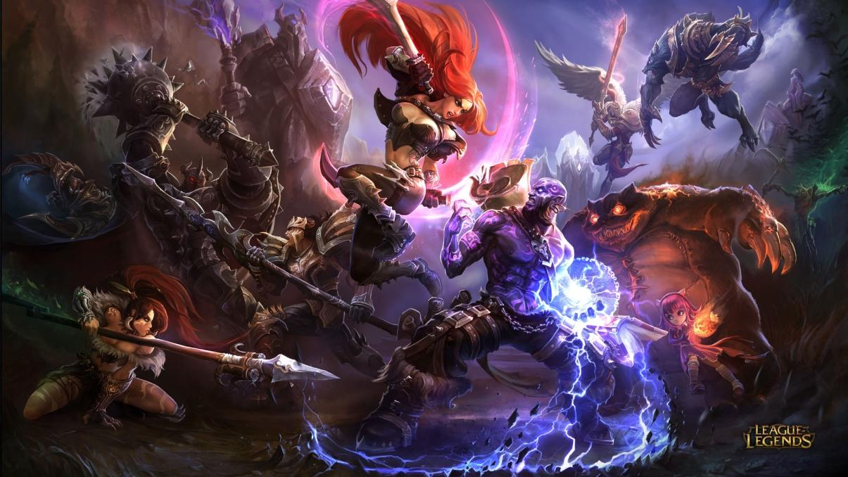 League of Legends Magyarország alkotói verseny – Ragadd meg az ünnep hangulatát!