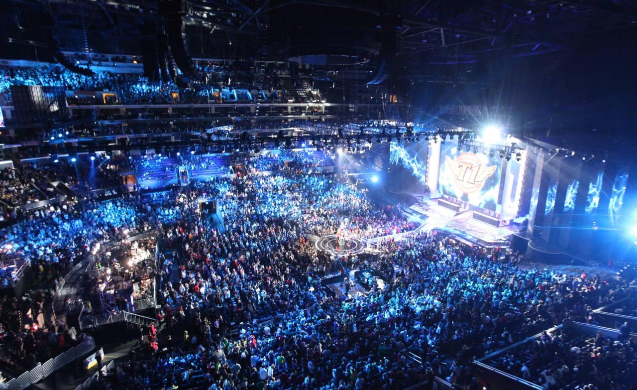 A Riot Games bejelentette a Világbajnokság helyszínét