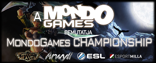 League of Legends verseny a MondoGames-en
