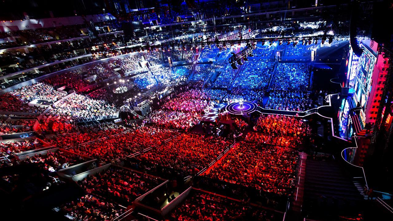 Worlds elődöntők: Korea vs. Korea, Kína vs. Kína
