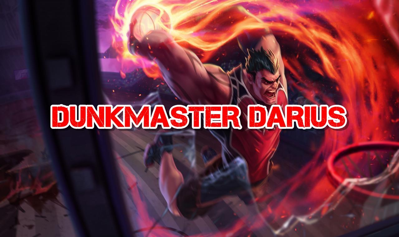 Zsákolókirály Darius (Dunkmaster Darius) – Kinézet bemutatása