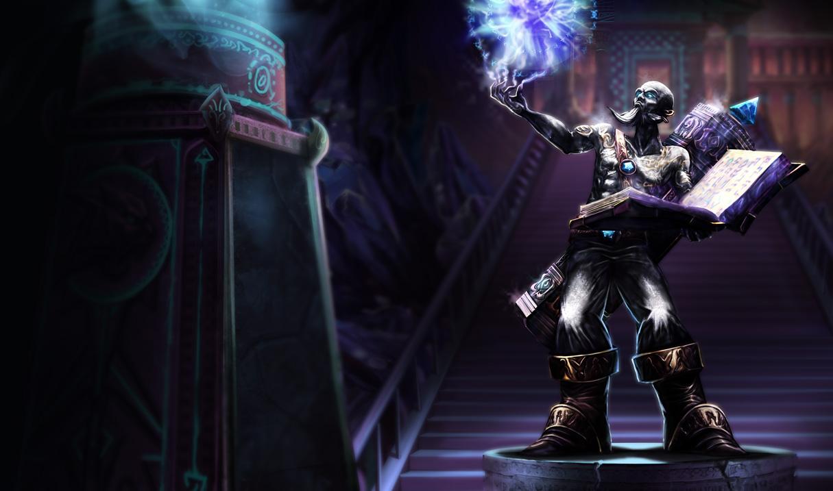 Ryze: A hatalom csábítása | Videó – League of Legends