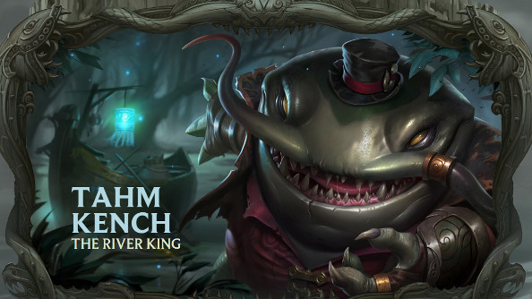 Tahm Kench, a folyók királya