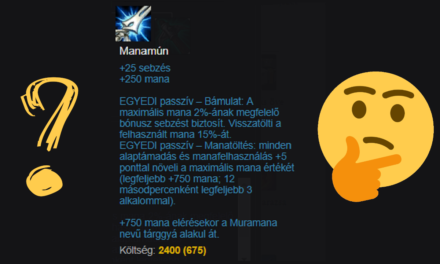 A Manamún kérdés