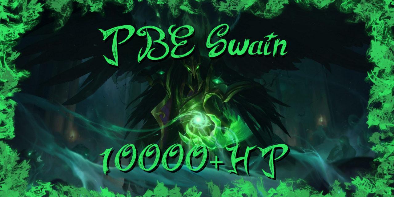 Swain buff PBE-n